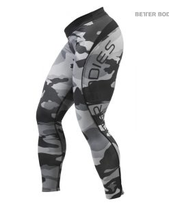 camo long tights 1