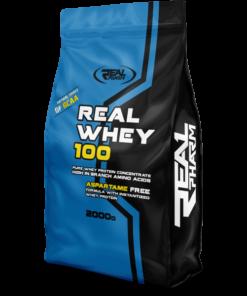 Real Whey vadakuvalk - proteiinipulber - valgupulber - fit360.ee