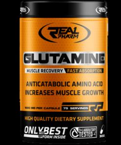 Glutamiini kapslid - Glutamiin - fit360.ee