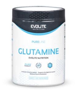 Evolite L-Glutamiin 400g - fit360.ee