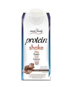 protein-shake chocolate