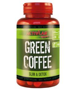 Green Coffee rohelise kohvi ekstrakt - fit360.ee