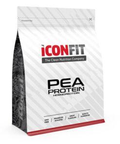 Naturaalse maitsega pea protein isolate