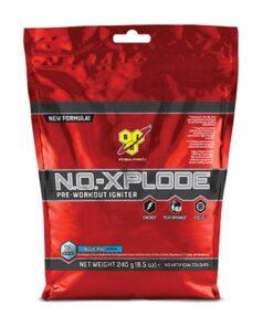 N.O Xplode BSN - fit360.ee