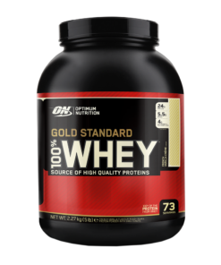 Gold whey proteiinipulber