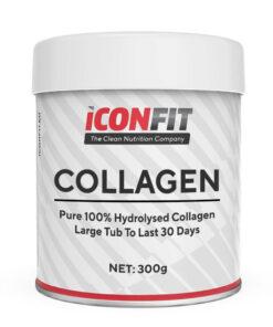 Iconfit hüdrolüüsitud kollageen - fit360.ee