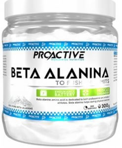 beta alanine proactive