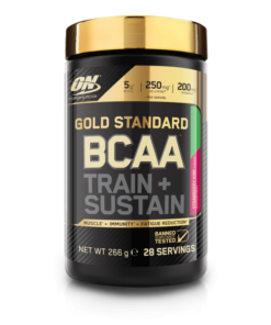 Gold Standard BCAA Train and Sustain - fit360.ee