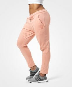 astoria sweat pants peach 1