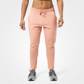 astoria sweat pants peach 3