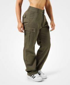 bowery cargos wash green 1