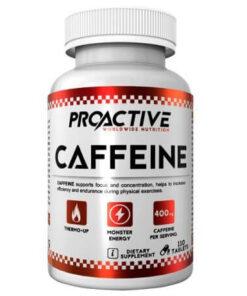 kofeiini tabletid 200mg - fit360.ee