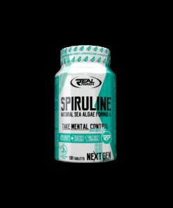 Spirulina tabletid spiruline - fit360.ee