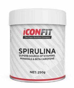 Spirulina pulber ICONFIT - fit360.ee