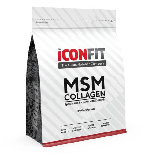 MSM Collagen kollageen 800g - fit360.ee