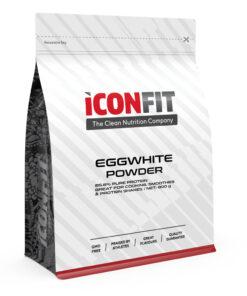 Iconfit eggwhite protein - 85,8% proteiin