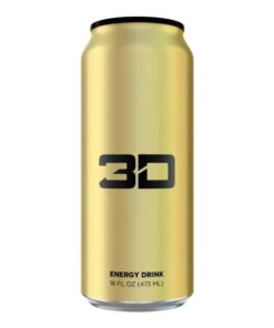 3d energy drink gold - fit360.ee