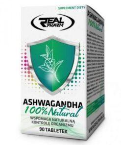 Ashwagandha Real Pharm - fit360.ee