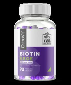 Biotiin vege kapslid - fit360.ee