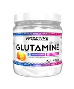 Glutamiin - Glutamine - fit360.ee