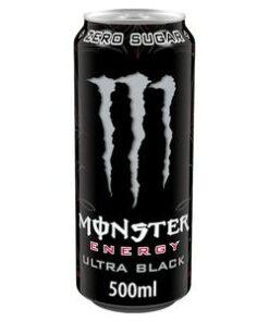 Monster Energy Black - kirss - fit360.ee