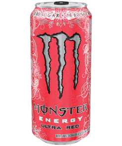 Monster Energy Ultra Red - fit360.ee