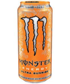 Monster Energy Ultra Sunrise - fit360.ee