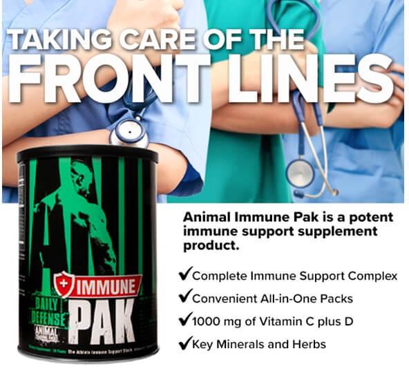 Animal Immune Pack - fit360.ee