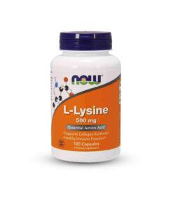 Lüsiin Lysine L-lüsiin - fit360.ee