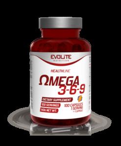 Omega 3-6-9 kalaõli - fit360.ee