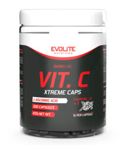 Vitamiin C 1000mg Evolite Askorbiinhape - fit360.ee