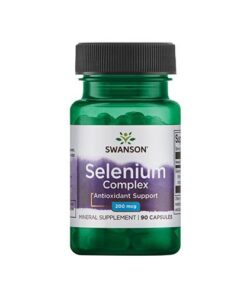 Swanson Seleen Selenium - fit360.ee