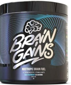 brain fuel brain gains - fit360.ee