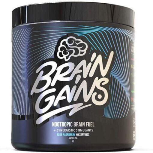 brain fuel brain gains - fit360.ee