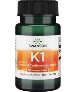 K1 Vitamiin - fit360.ee