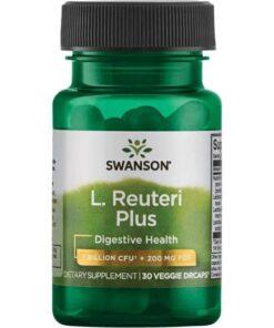 L. Reuteri Plus probiootikumid probiotics - fit360.ee