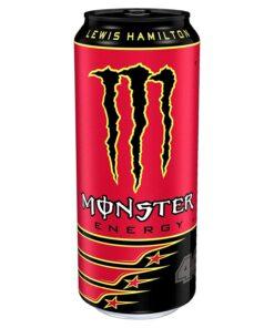 monster energy lewis hamilton - fit360.ee