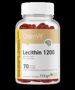 lecithin letsitiin 1200mg - fit360.ee