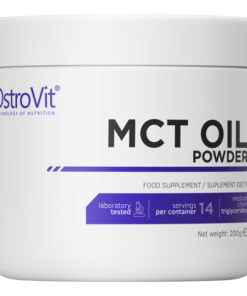 mct oil powder ostrovit 200g - fit360.ee