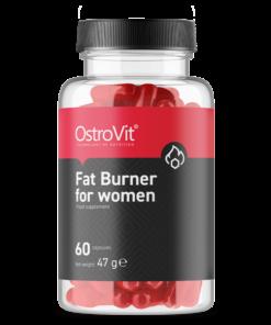 fat burner for woman ostrovit rasvapõletaja naistele - fit360.ee