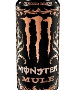 Monster Energy Ginger Mule - fit360.ee