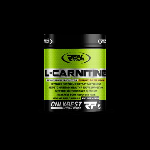 l-karnitiini kapslid - fit360.ee