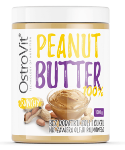 Peanut butter ostrovit - fit360.ee