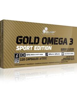 gold omega 3 rasvhapped - fit360.ee