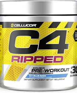 cellucor c4 ripped - fit360.ee