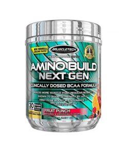 muscletech aminobuild - fit360.ee