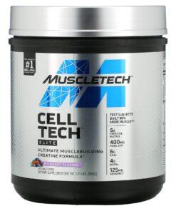 muscletech celltech elite - fit360.ee