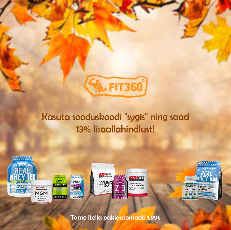 toidulisandid kollageen aminohapped - fit360.ee