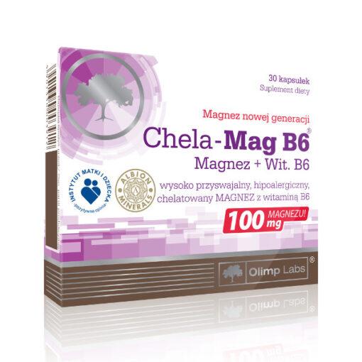 chela mag b6 - fit360.ee
