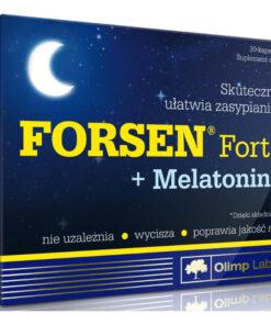 forsen forte melatoniin - fit360.ee